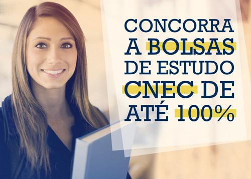 Bolsas de estudo CNEC